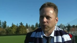 Whitecaps introduce Marc Dos Santos as new head coach