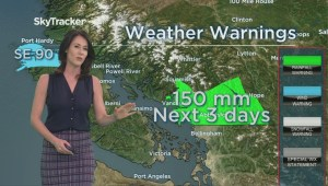 BC Evening Weather Forecast: Nov 20