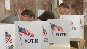 Americans head to the polls Tuesday for midterm elections
