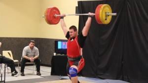 Injury sidelines dual sport athlete