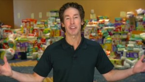 Televangelist Joel Osteen refutes Harvey criticism, says 'doors have always been open'