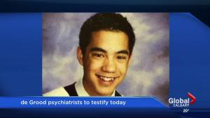 Crown closes case in trial for Matthew de Grood