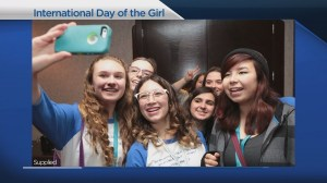 New survey highlights the challenges teenage girls face in Canada