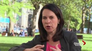 Montreal elections 2017: Meet mayoral candidate Valérie Plante