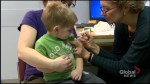Frustrated parent confused about vaccination letter