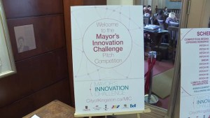Kingston's mayor turns to some of the city's brightest young minds to come up with innovative ideas to better the city