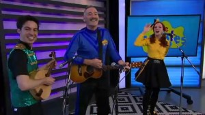 The Wiggles perform on The Morning Show