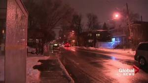 Freezing rain expected in Quebec