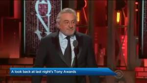 A look back at the 2018 Tony Awards
