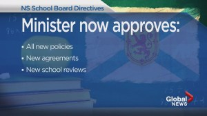 N.S. government restricts school board decision-making ahead of dissolution