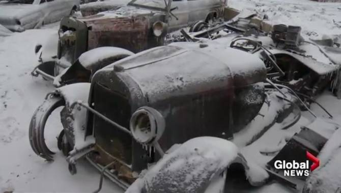 Devastating Fire Destroys Barn Full Of Antique Cars Worth Millions