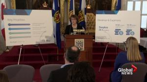 Nova Scotia's 2018 budget projects $29.4M surplus boosted by cannabis sales