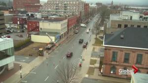 Fredericton's Queen Street to see one block become two way traffic