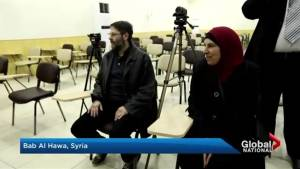 Two Canadians released by al Qaeda-linked group in Syria