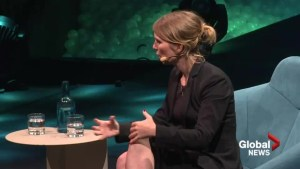 Chelsea Manning takes centre stage at C2 Montreal