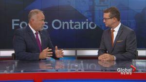 Focus Ontario: Snitchin' & Suin'
