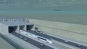 Province studies new rapid transit line to north shore
