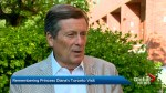 Toronto Mayor John Tory speaks about his encounter with Princess Diana