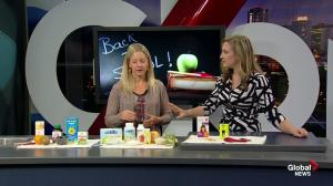 Pharmacist Sherry Torkos on ways to avoid back-to-school bugs