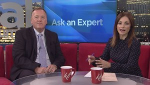 Ask an Expert: Dr. Andrew Forsyth