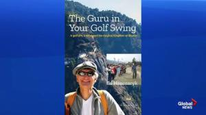 Local golf pro pens book about the journey through golf to enlightenment