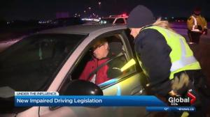 Alberta introducing stricter impaired driving legislation