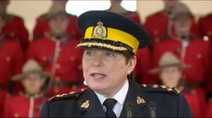 Brenda Lucki named RCMP's 1st female commissioner