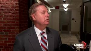 Lindsey Graham says it was proper for FBI to investigate Trump campaign