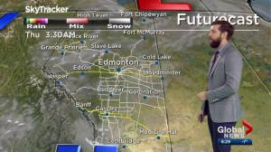 Edmonton Weather Forecast: Feb. 21