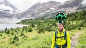 Google Trekker explores BC wilderness from the comfort of your couch