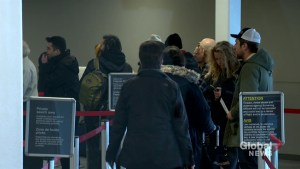 'Brutal' Saskatoon airport's security screening delays detailed in the dozens