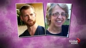 Ebola outbreak: Americans flown back