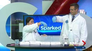 Get Sparked: Can you make an egg bounce?