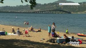 Topless women reportedly engaging in lewd behaviour at Kelowna park cause uproar