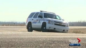 Shot fired at RCMP officer on Highway 11 north of Saskatoon