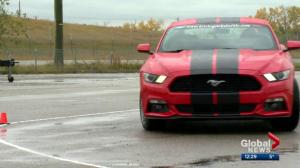 Ford teams up with emergency officials to train young drivers