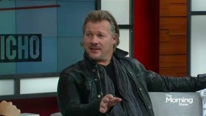 WWE star Chris Jericho on why he hates the word 'no'