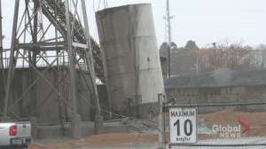 Stop-work order issued following silo explosion