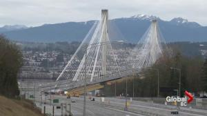 Delta mayor calls for Port Mann Bridge toll relief