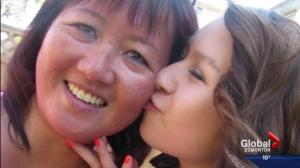 Amanda Todd's mother talks about cyber safety