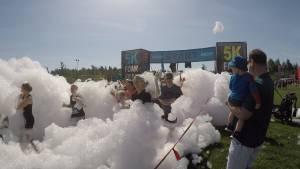 Foam Fest 5K comes to Cloverdale
