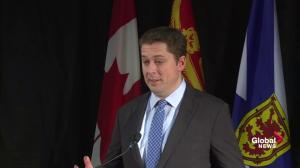 Scheer says he's been 'transparent' about his conversations with SNC-Lavalin