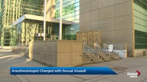 Calgary-area anesthesiologist charged with sexual assault