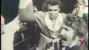 Vancouver sports journalist remembers Muhammad Ali