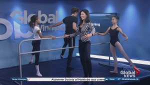 An inside look at Canada's Royal Winnipeg Ballet auditions