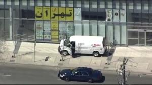 Van mows down pedestrians in Toronto; driver arrested