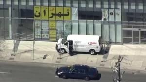 Van mows down pedestrians in Toronto; driver arrested