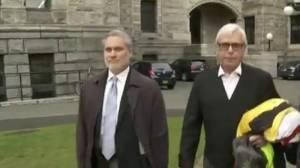 2 key BC legislature officials on leave amid criminal investigation