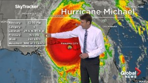 Hurricane Michael: 'Borderline Category 5' storm slams Florida panhandle