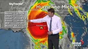Hurricane Michael: 'Borderline Category 5' storm slams Florida panhandle